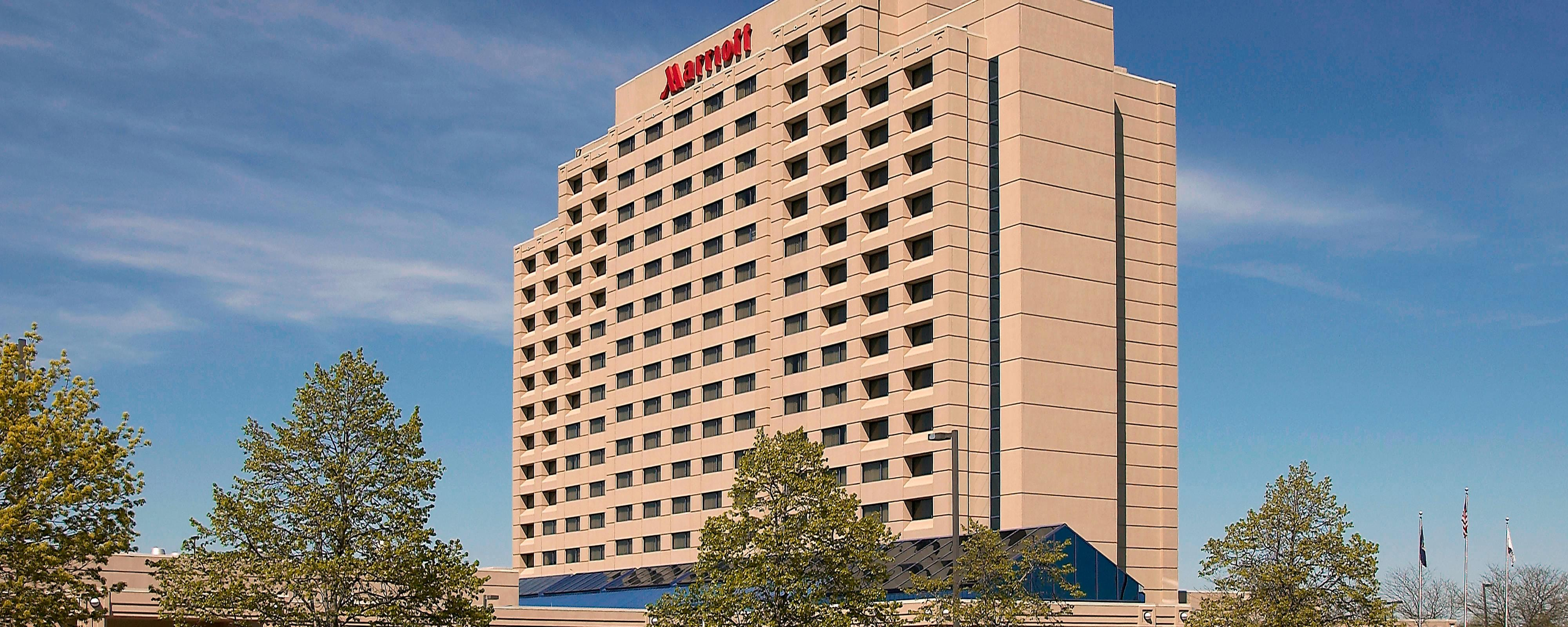 Hotel in Troy, MI | Detroit Marriott Troy