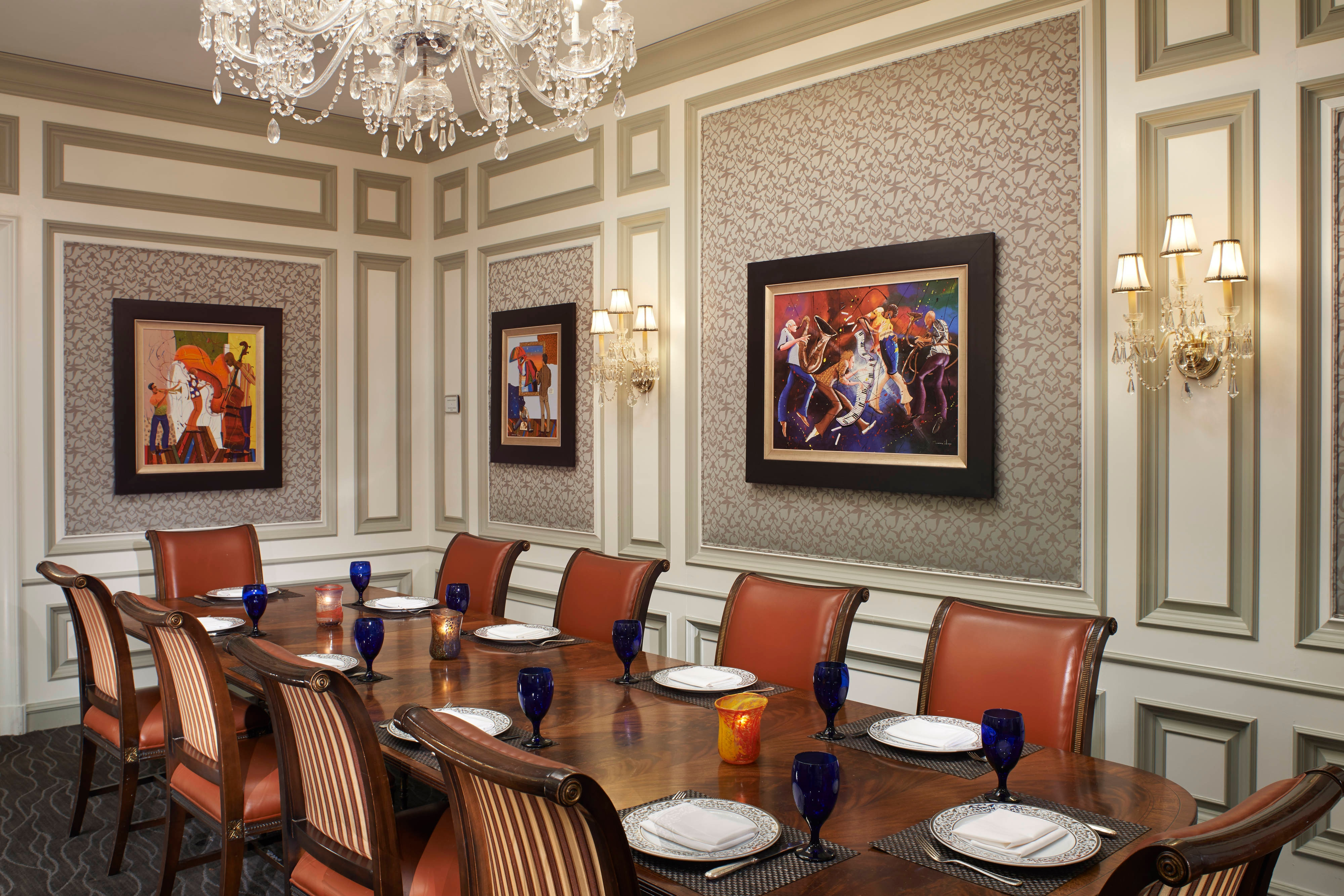 Henry Dearborn Hotel Meeting Space