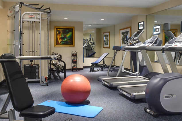 the Henry, Dearborn, fitness center