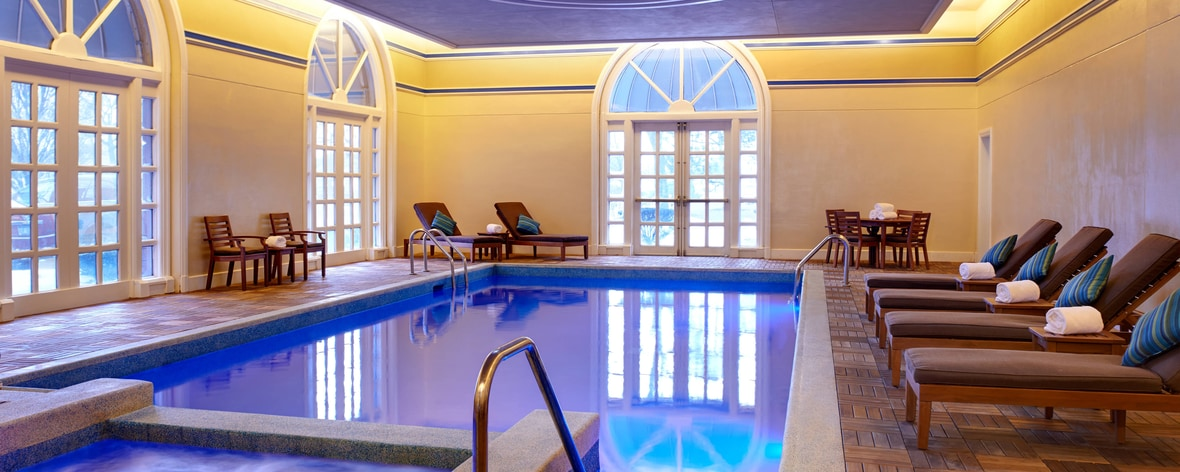 the Henry, Dearborn, Indoor Pool