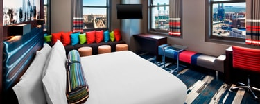Aloft Detroit at The David Whitney