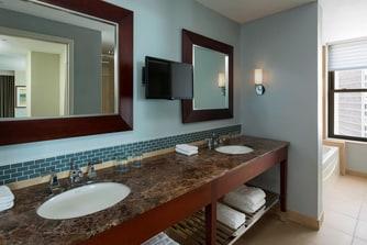 Suite de Luxe - Salle de bain