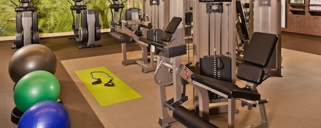 WestinWorkOUT - Centre de fitness