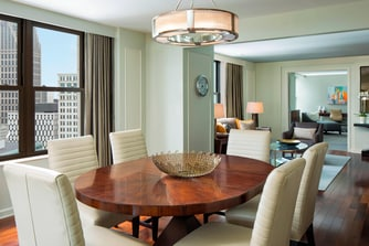 Grand Suite - Dining Room