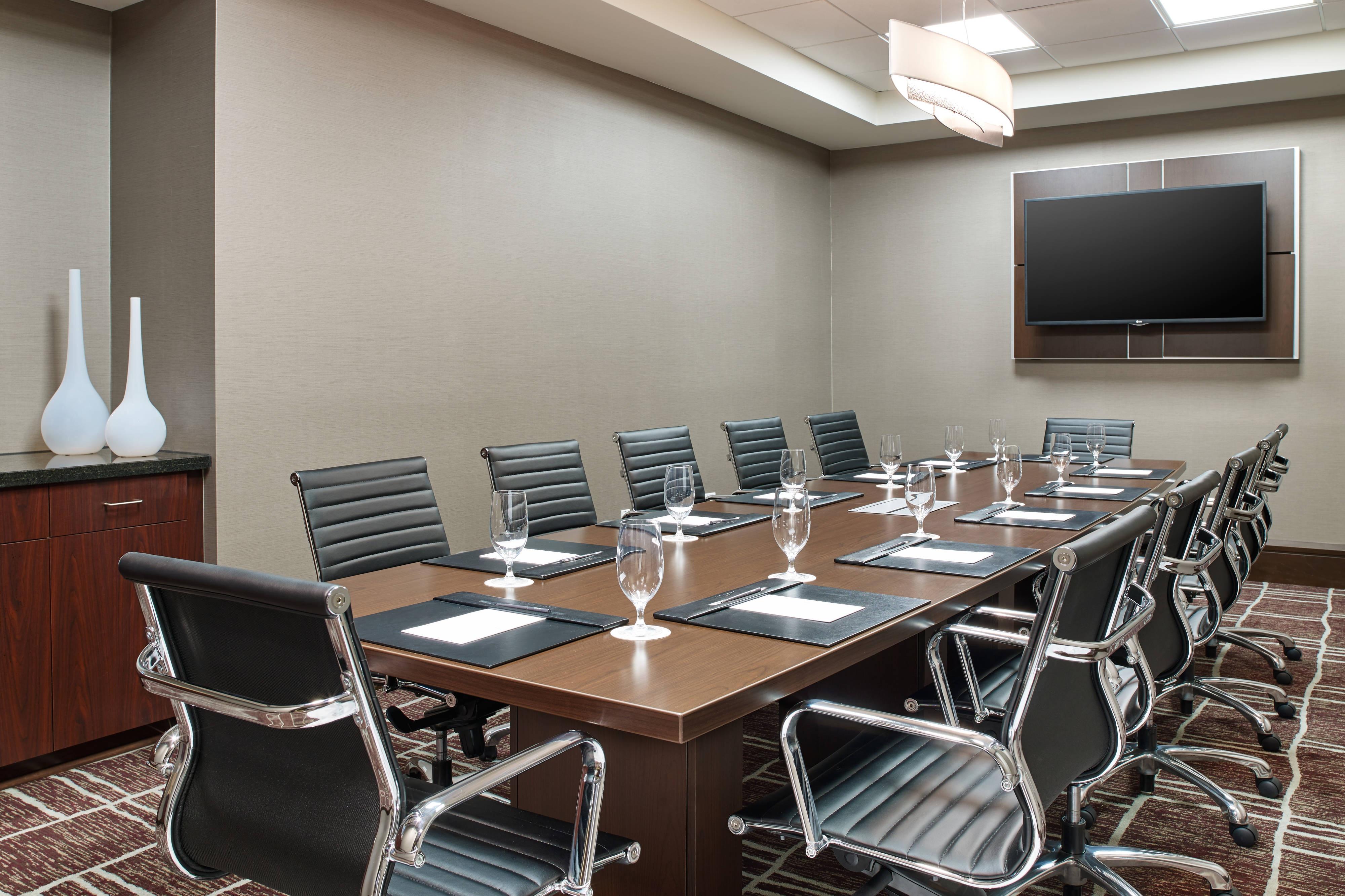 Michigan Boardroom