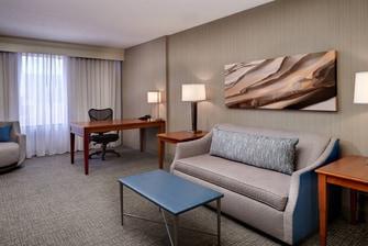 Detroit, Michigan, Hotel Suite