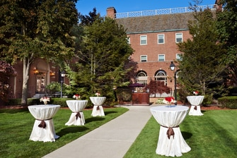 Outdoor Wedding Venues Detroit
