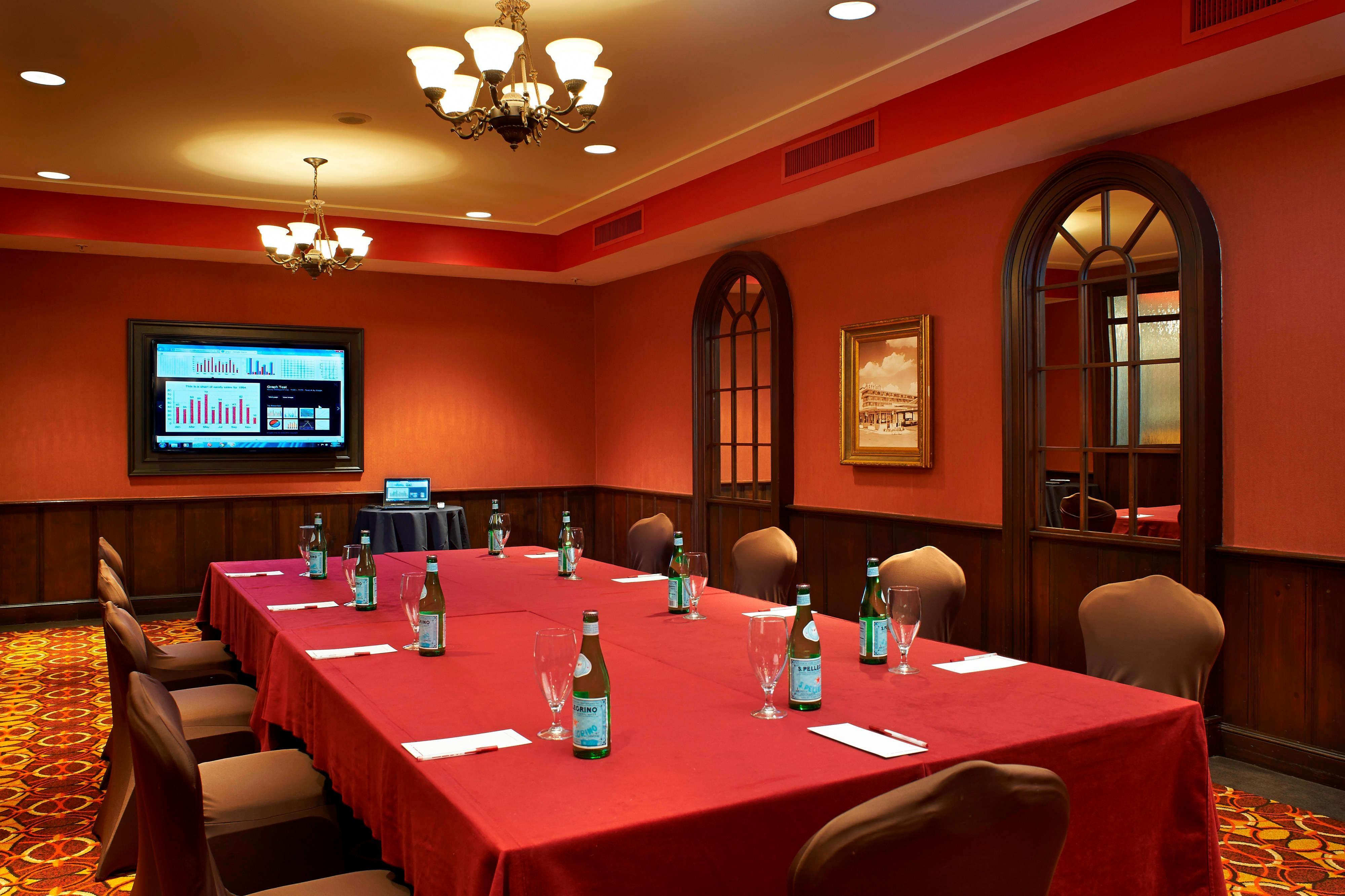 Meeting Venues in Dearborn