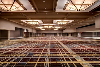 Wedding Ballroom in Detroit