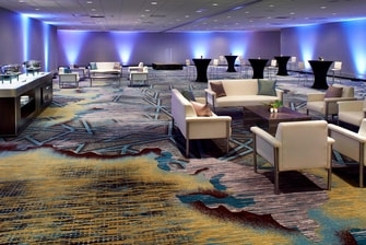 Luxury Detroit Ballroom