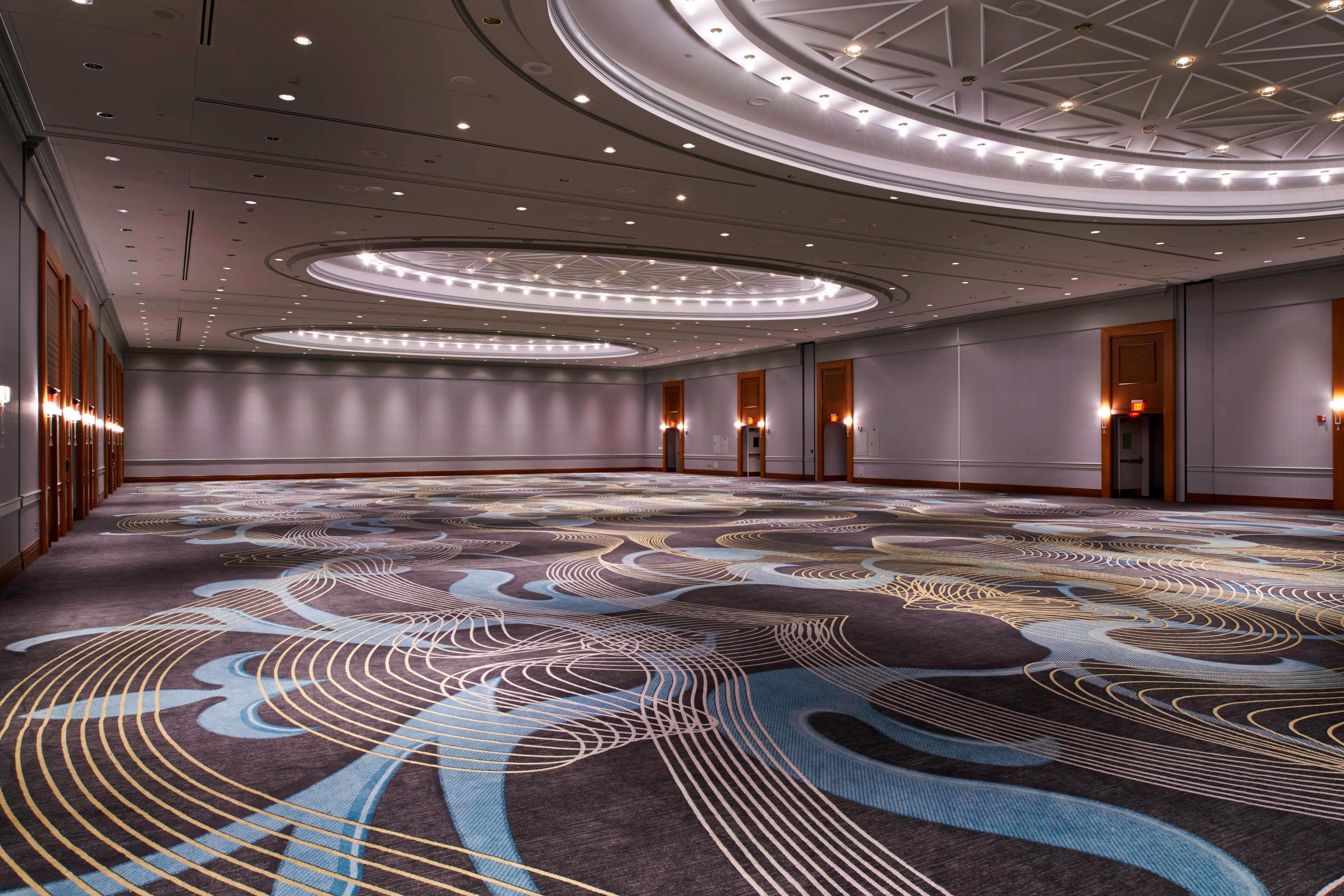 Detroit Luxury Ballroom