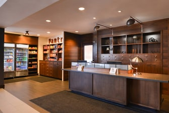Guest Service Pantry