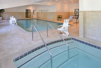 Indoor Pool Spa