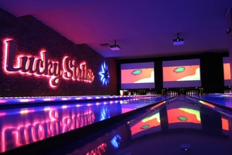 Hotels near Lucky Strike Novi