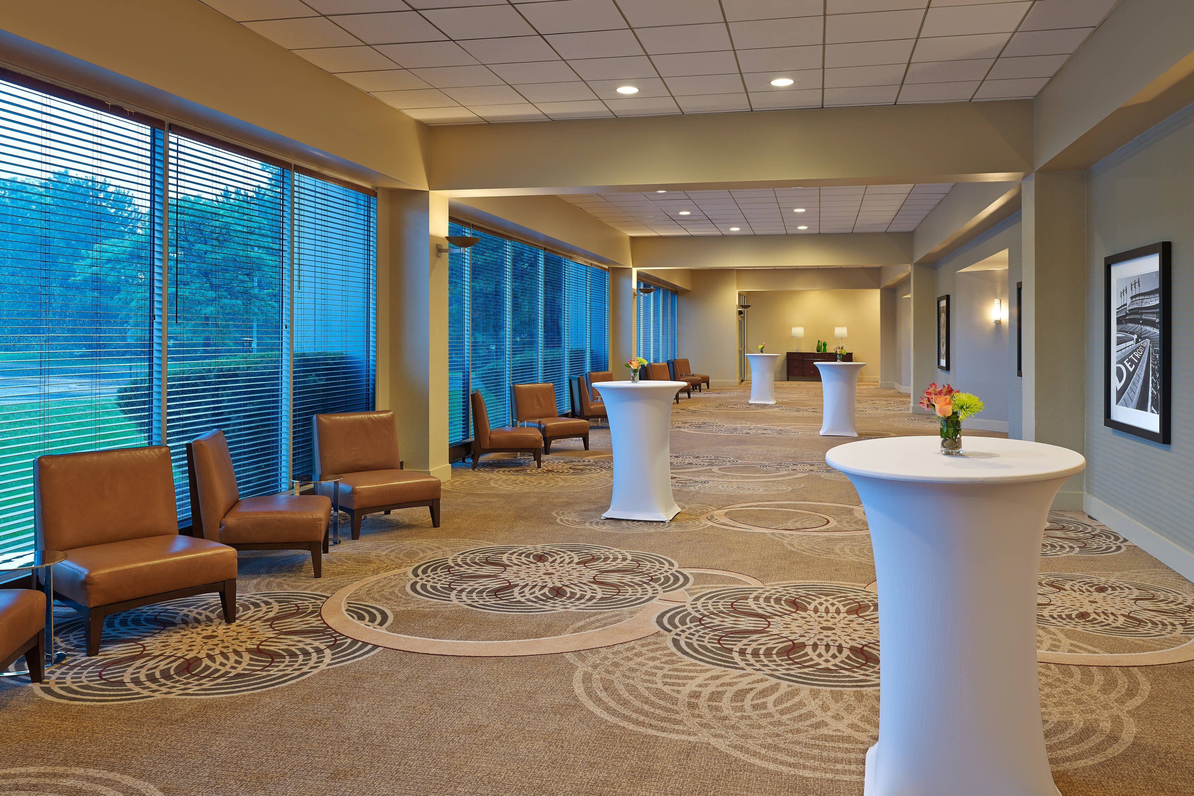 Great Lakes Ballroom Pre-Function Area