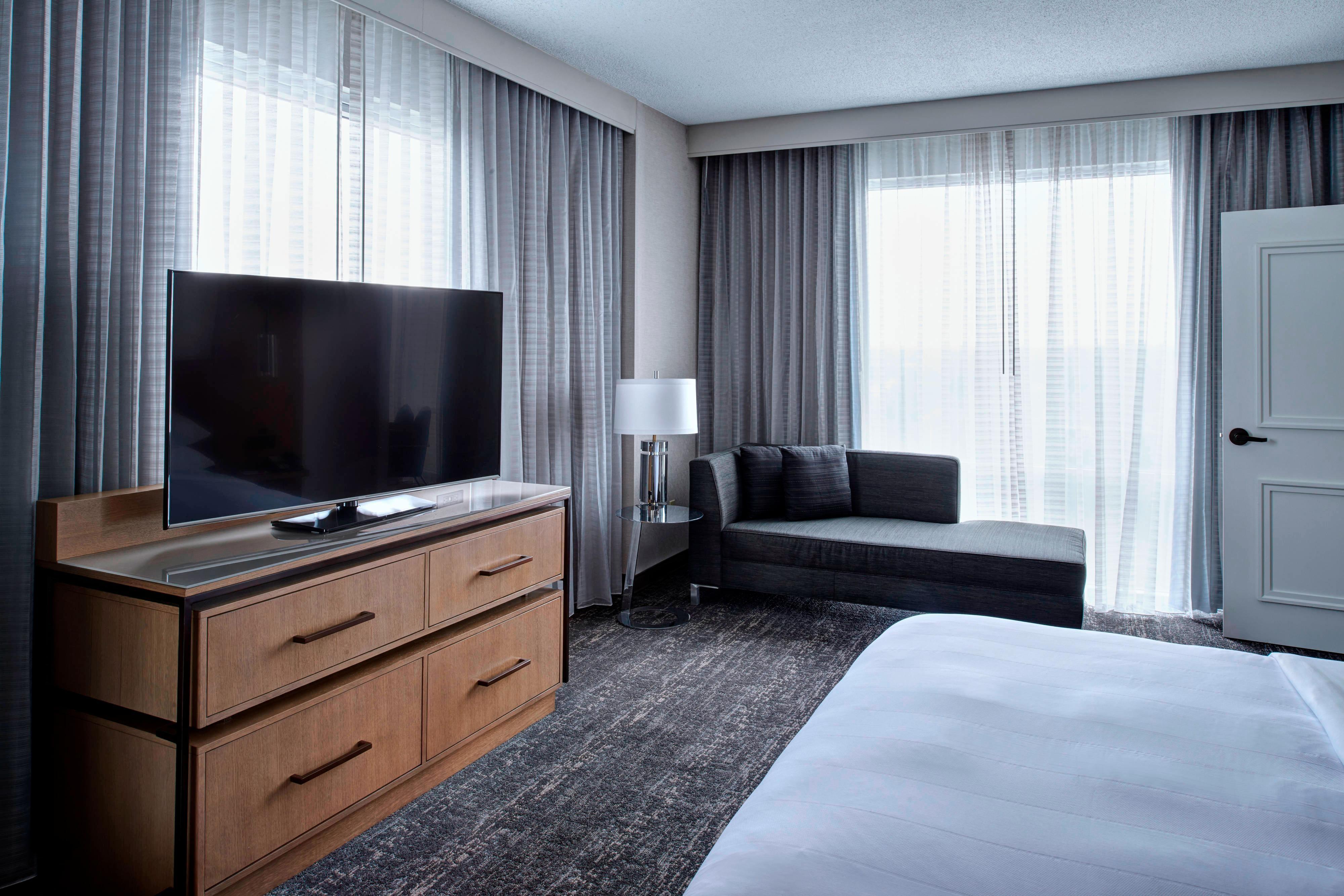 Suite– Schlafzimmer