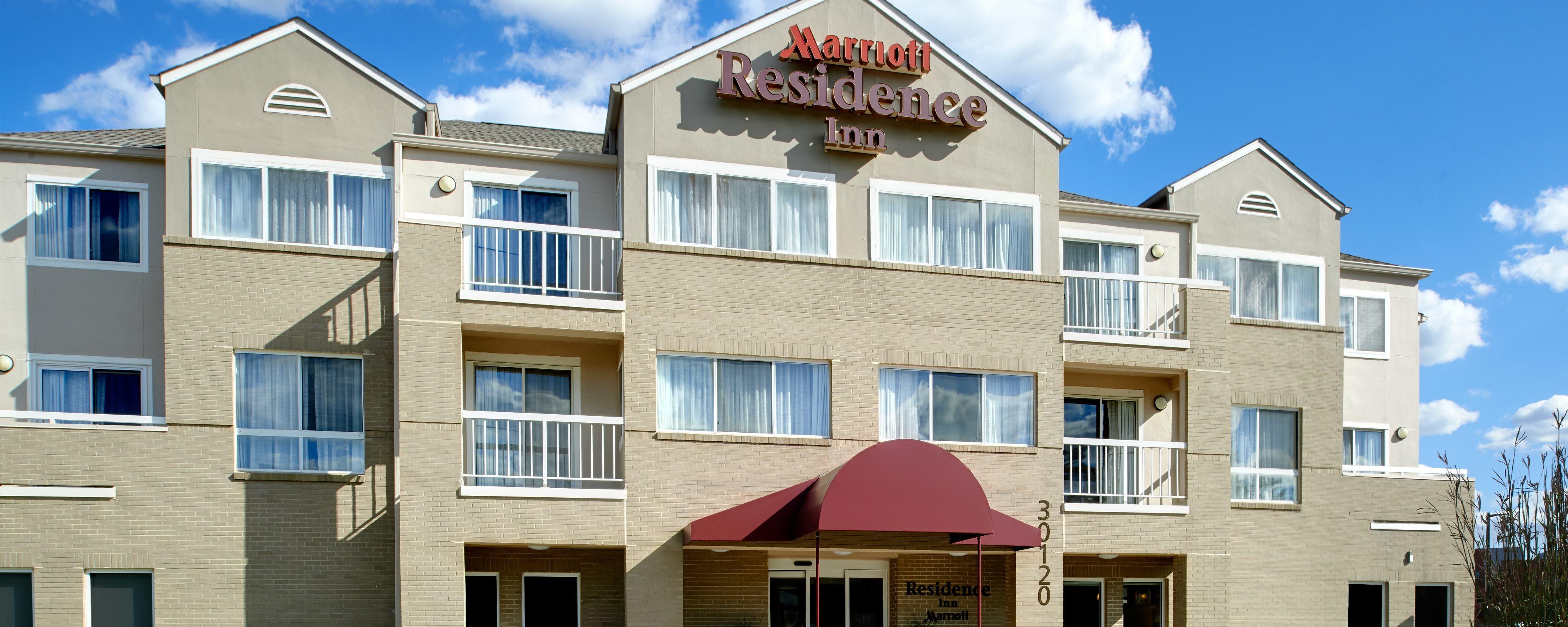 Hotels Near Roseville Mi Residence Inn Detroit Warren