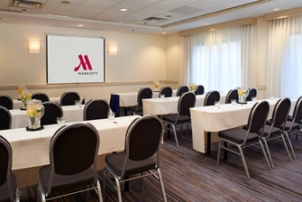 Detroit Metro Airport Marriott Livonia Meeting Room