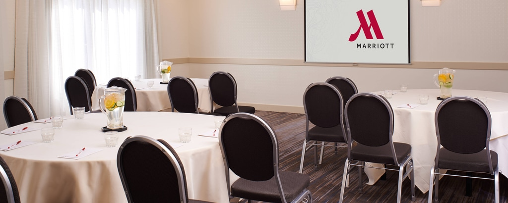 Detroit Metro Airport Marriott Southfield Meeting Room