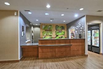 Springhill Suites-Front Desk