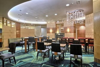 Springhill Suites Detroit Southfield - Dining Area