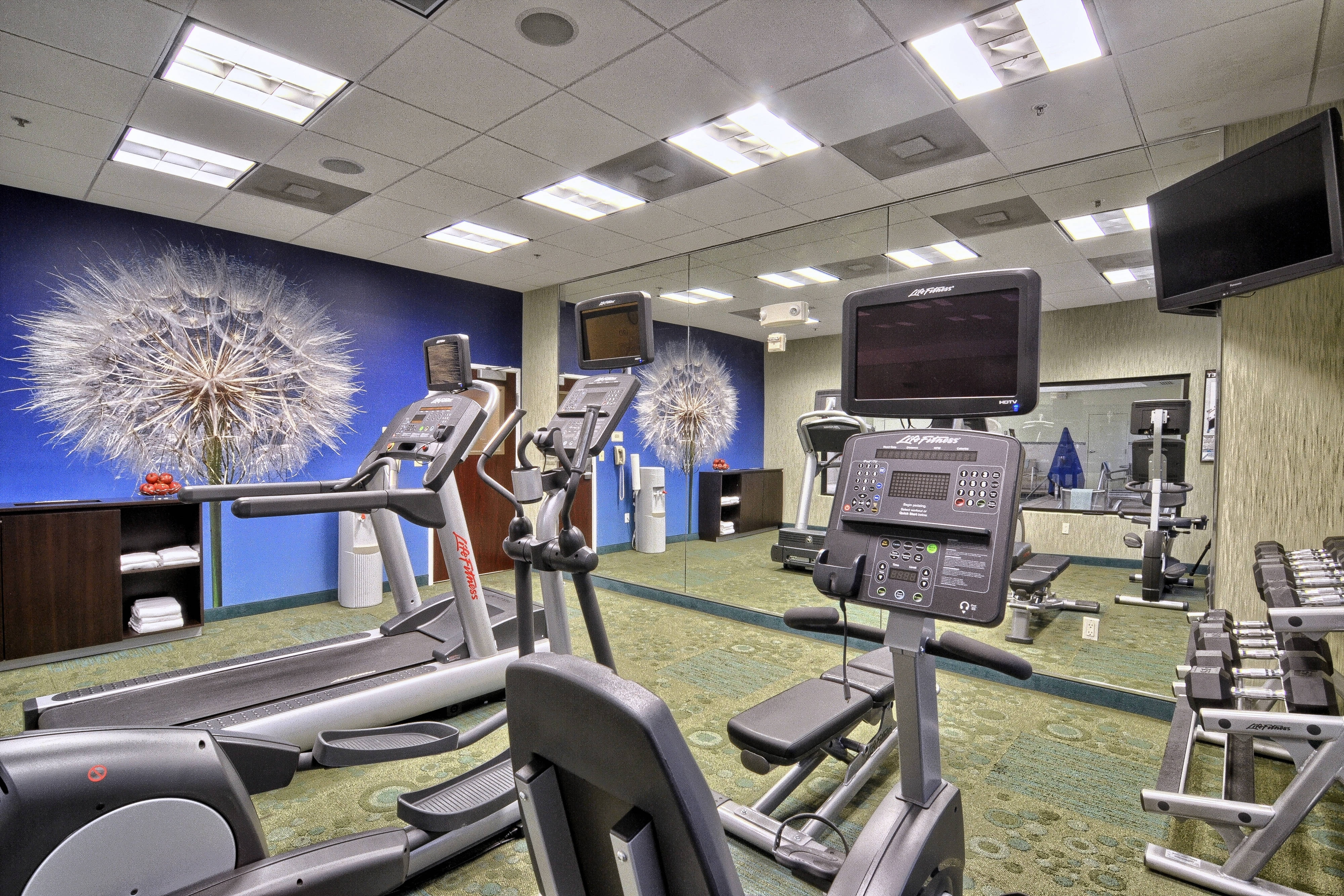 Springhill Suites-Fitness Center