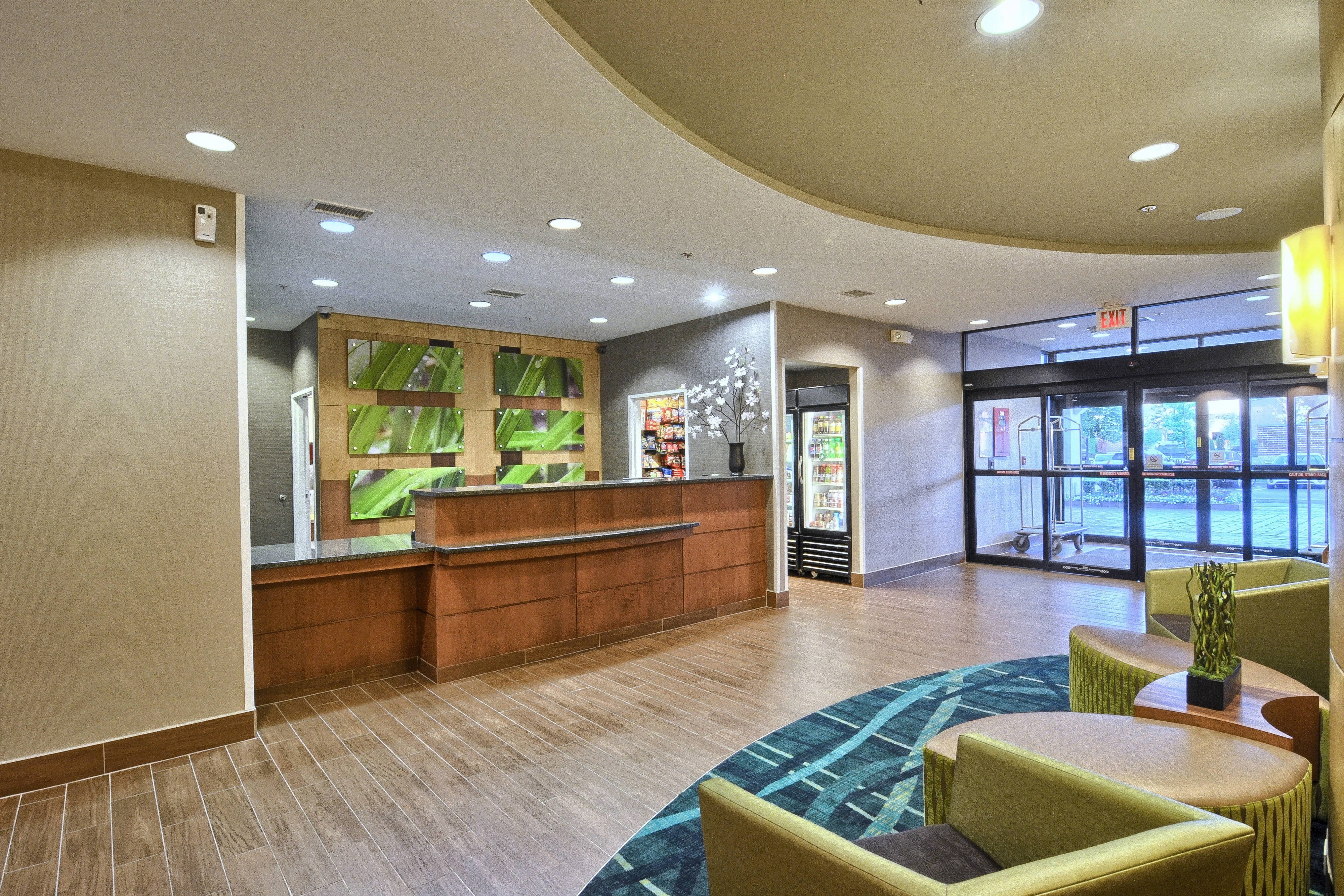 Springhill Suites-Lobby