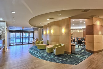 Springhill Suite-Lobby