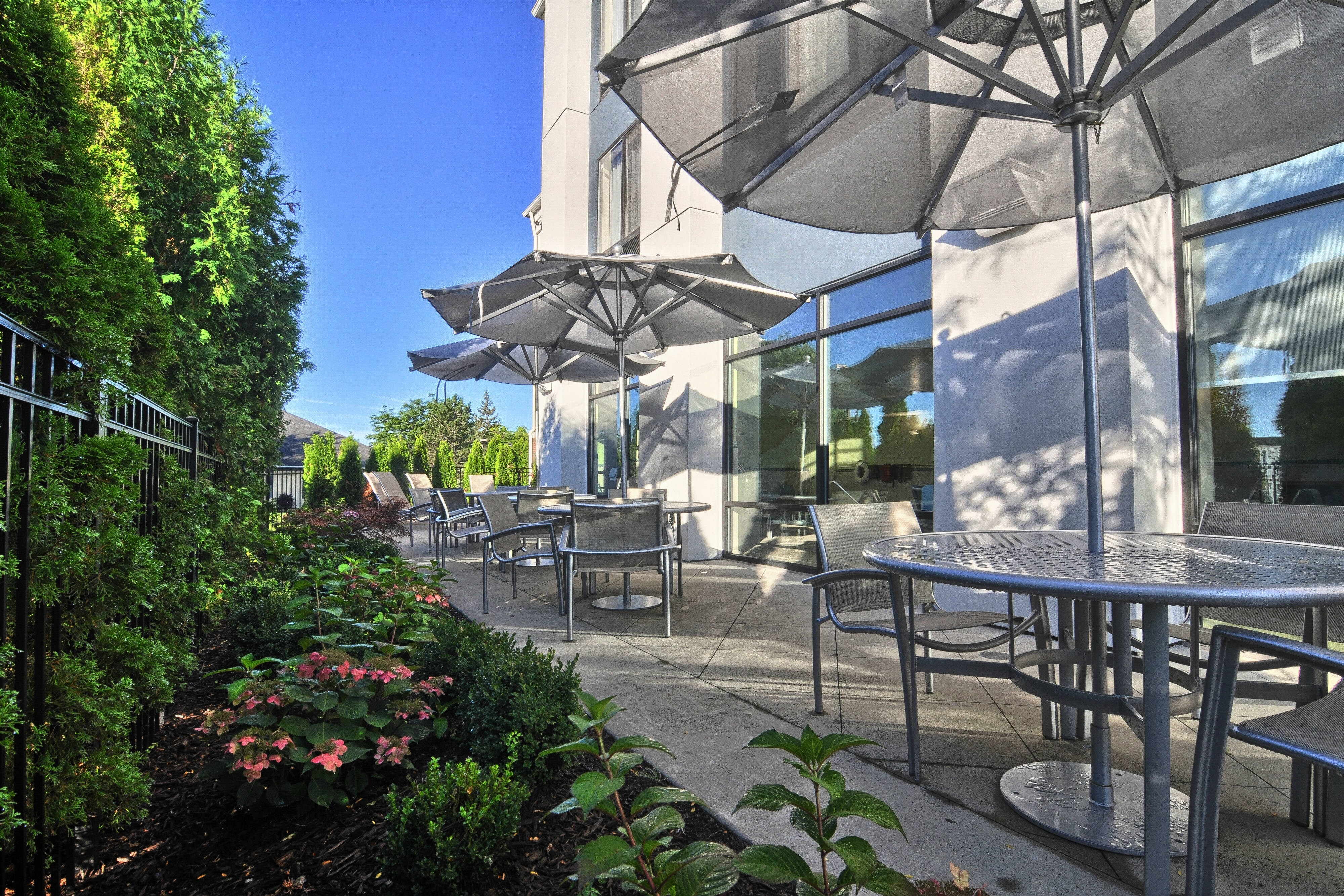Springhill Suites-Patio