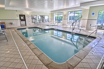 Springhill Suites-Indoor Pool