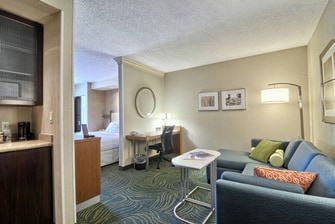 Springhill Suite-Suite Living Room