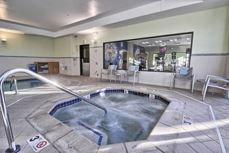 Springhill Suite-Indoor Whirlpool