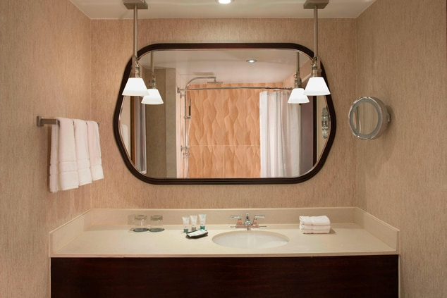 Traditional Guest Room bath
