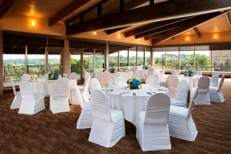 Club House Banquet Room
