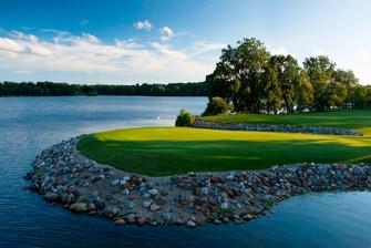 Ford Lake & Eagle Crest Golf Course