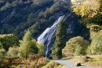 Cascada de Powerscourt