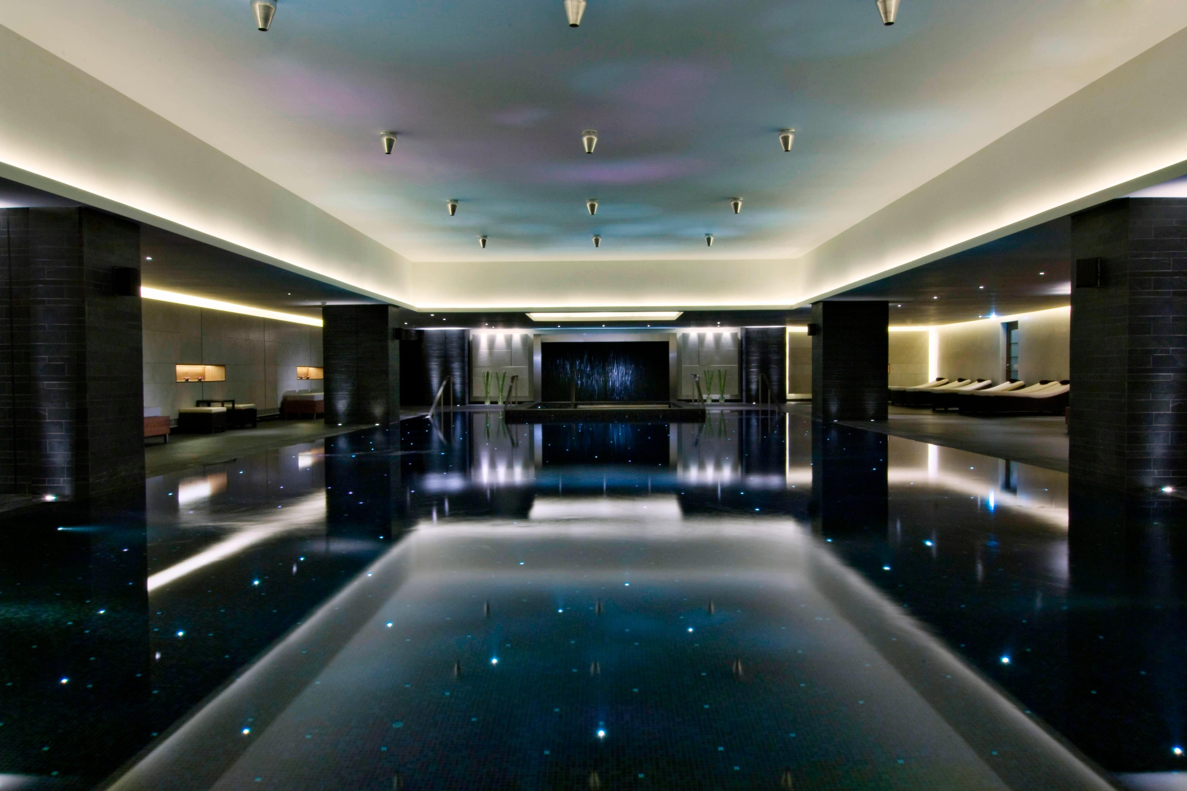Powerscourt spa indoor pool