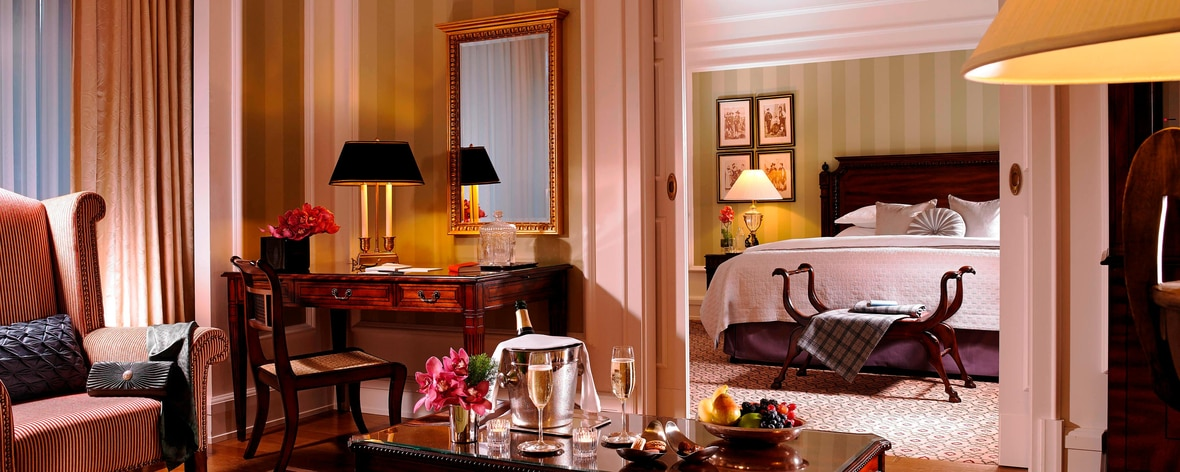 Suite de hotel en Powerscourt