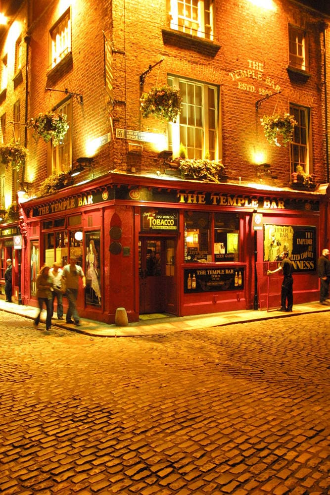 The Temple Bar Pubr
