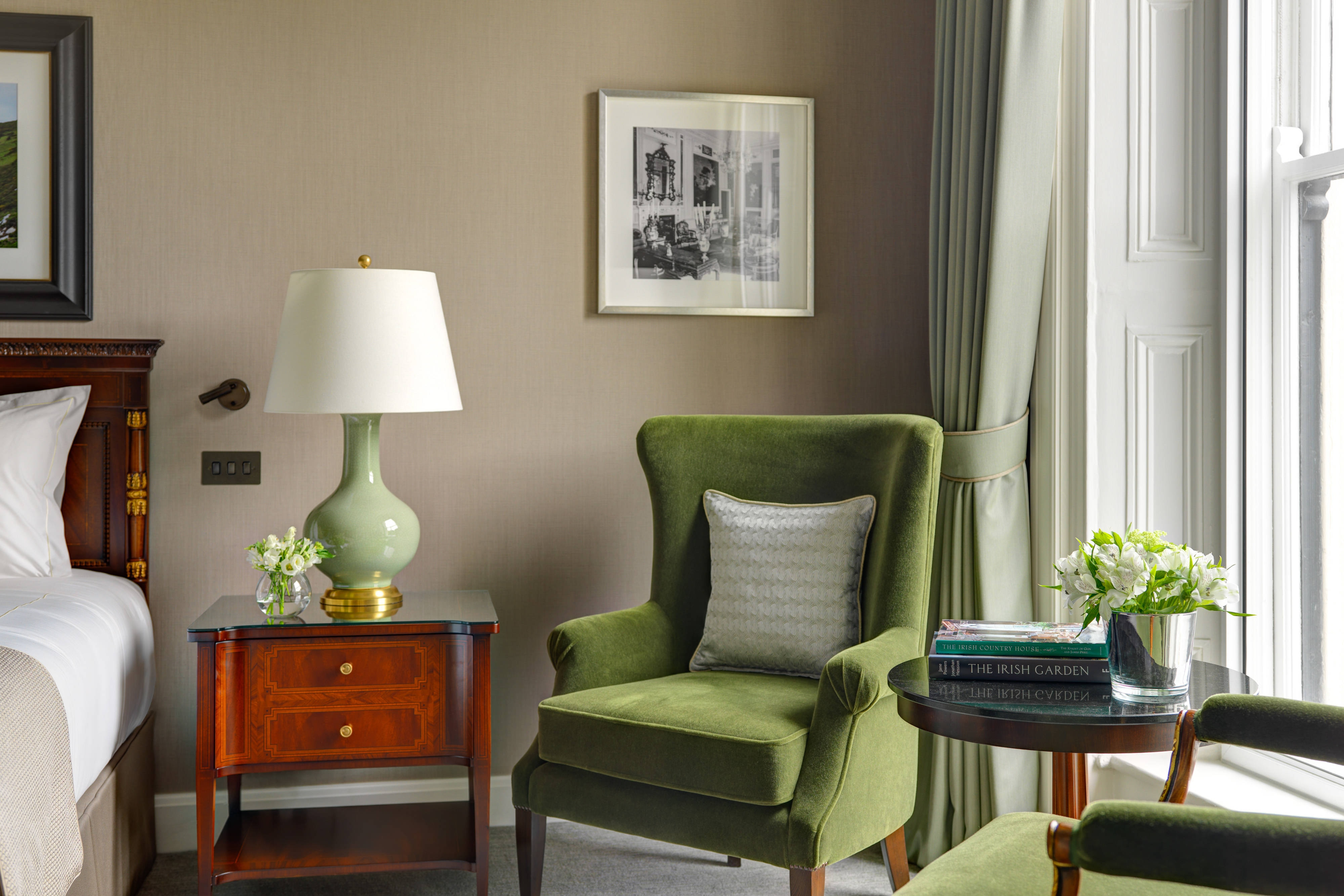 Heritage One-Bedroom Suite - Seating Area