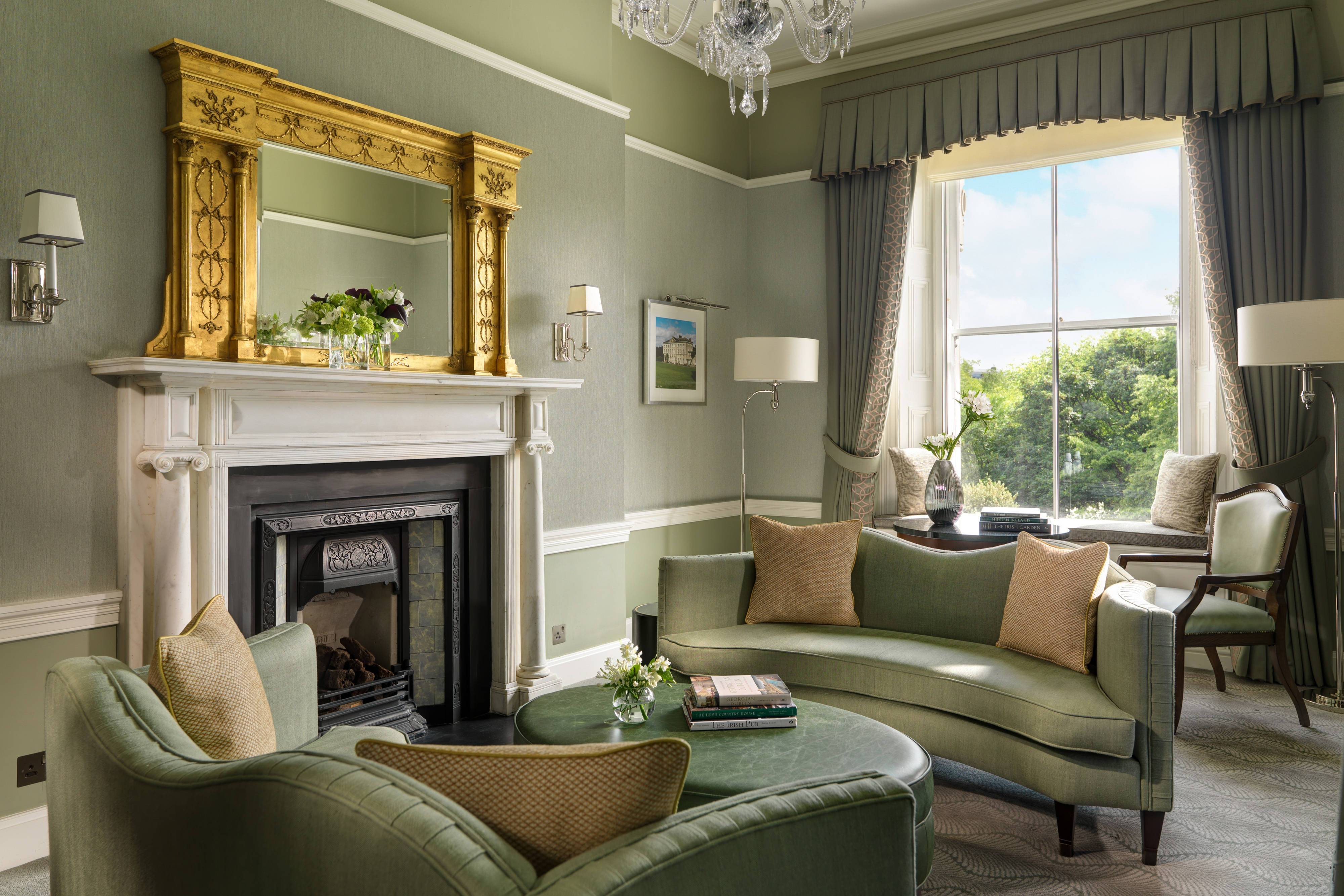 Shelbourne Signature Suite