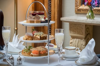 Traditional Afternoon Tea- Westin Dublin