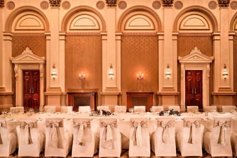 The Banking Hall - Banqueting Style