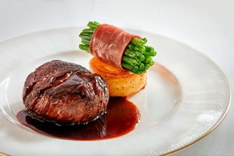 Fillit of Irish Beef - Westin Dublin