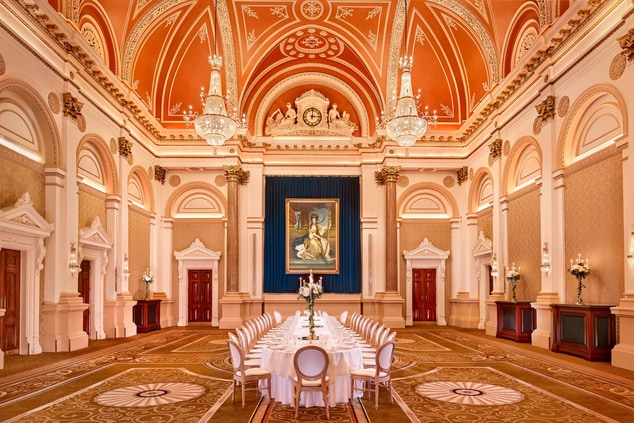 Executive Dining - The Banking Hall
