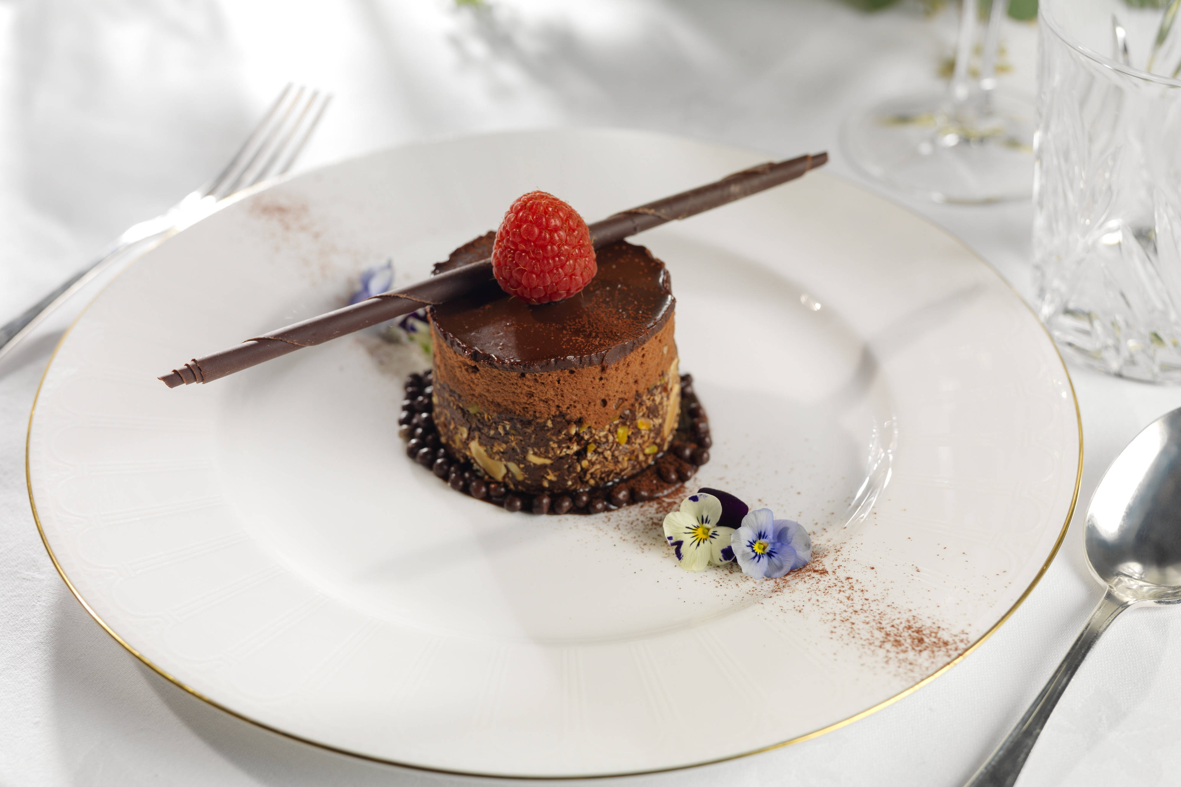 Wedding Chocolate Dessert Option