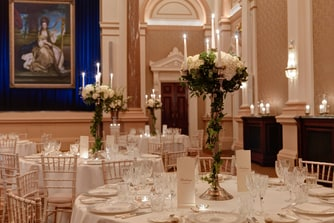 BanKing Hall Wedding Table