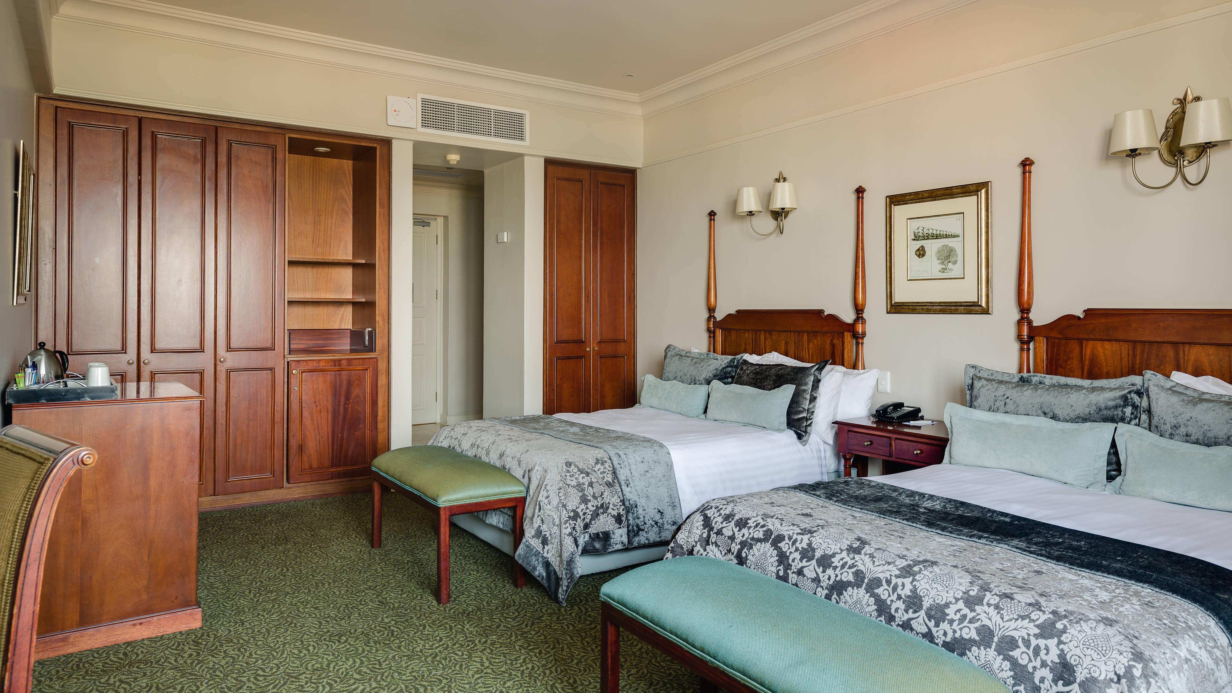 Protea Hotel Edward Family Room