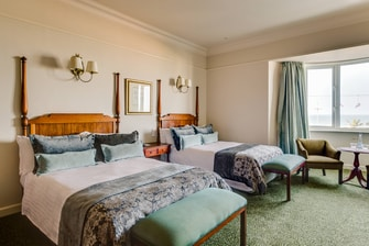 Protea Hotel Edward Family Guest Room
