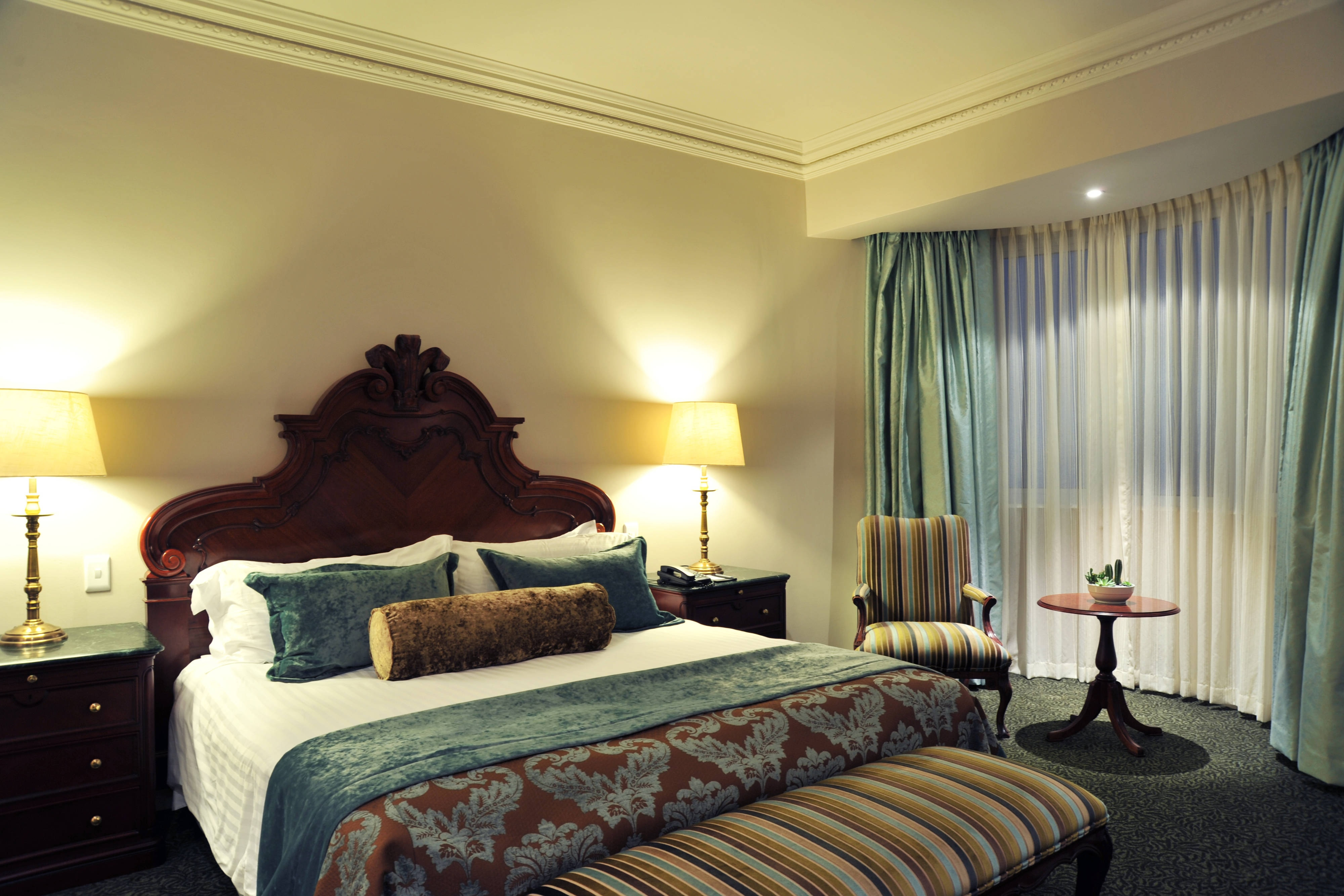 Rooms: Durban, South Africa Beachfront Hotel